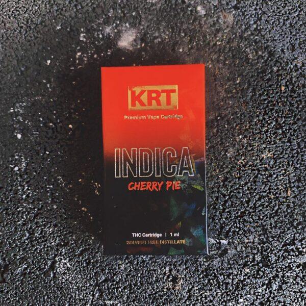 Krt cherry pie, krt carts, krt carts for sale, buy krt carts online
