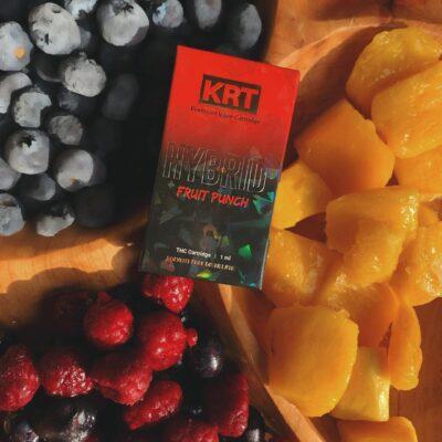 Krt Fruit Punch, krt carts, krt vapes, krt carts website, buy krt carts online