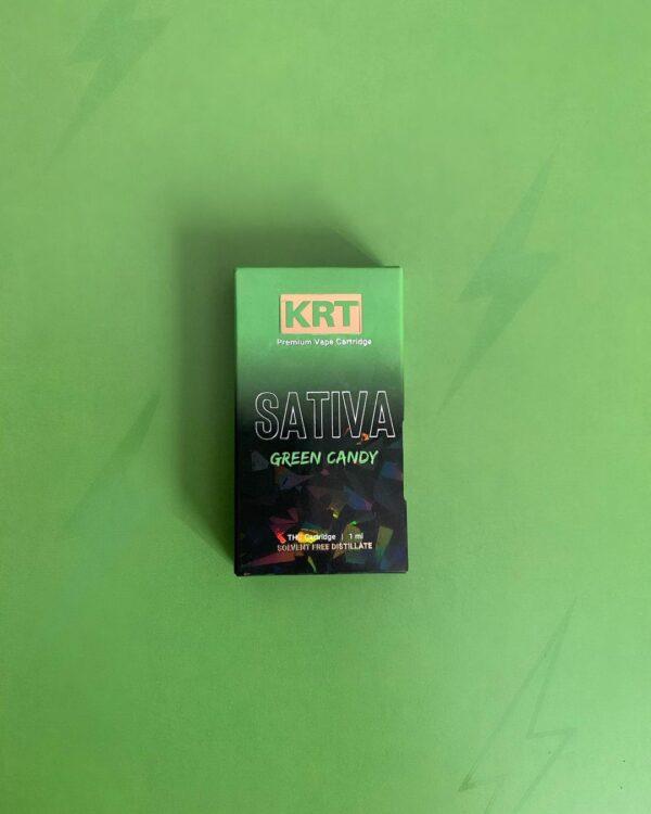 Krt Green Candy, krt carts, buy krt carts online, krt vapes, krt carts website