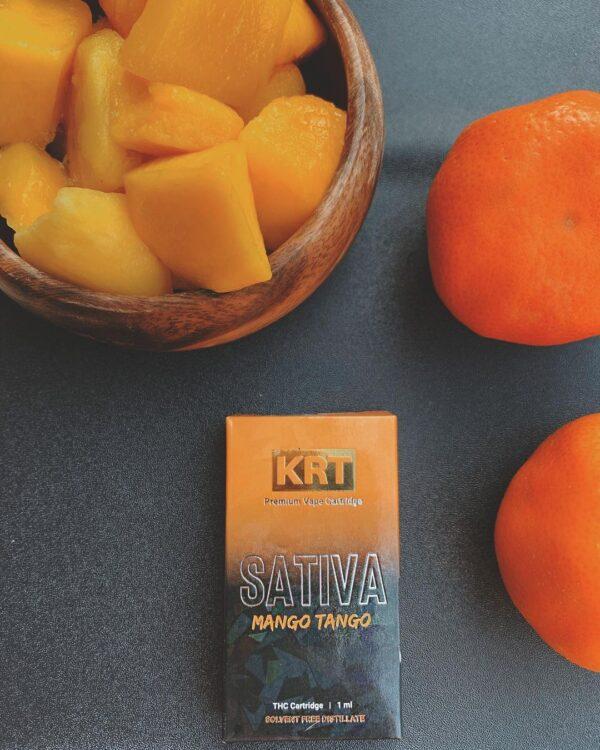 Krt Mango Tango, krt carts, krt vapes
