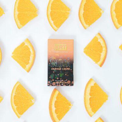 Krt Orange Creme, krt carts, krt vapes, buy krt carts online