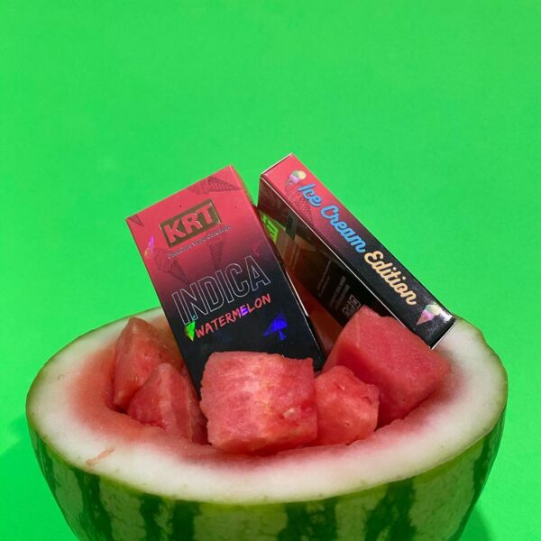 Krt Watermelon, krt carts, krt carts website, krt vapes, indica krt cart