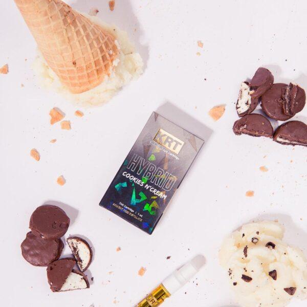 Krt Cookies and Cream, krt carts, krt vapes, krt official website, krt carts website