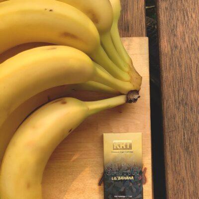 krt Lil Banana, krt carts, krt vapes, sativa thc carts for sale